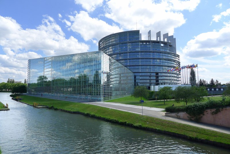 Resultat d'imatges de parlamento europeo estrasburgo