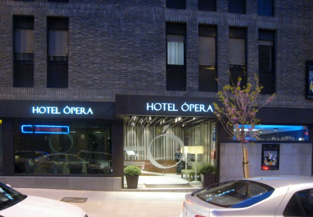 hotel high tech callao: